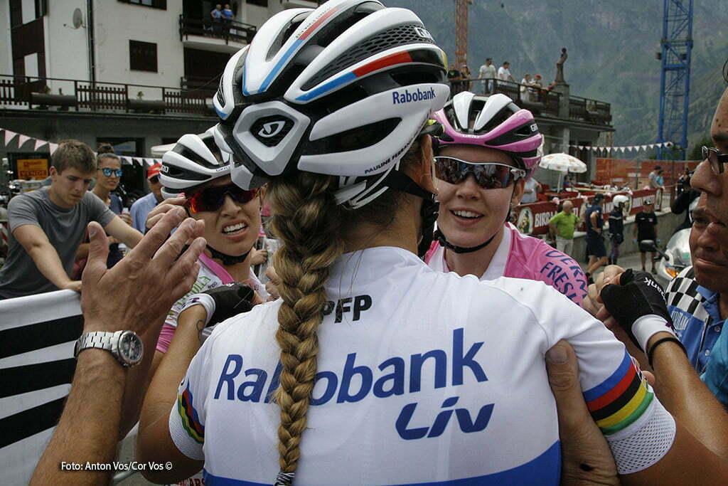 stage- 9 Giro d'Italia Internazionale Femminile 2015
