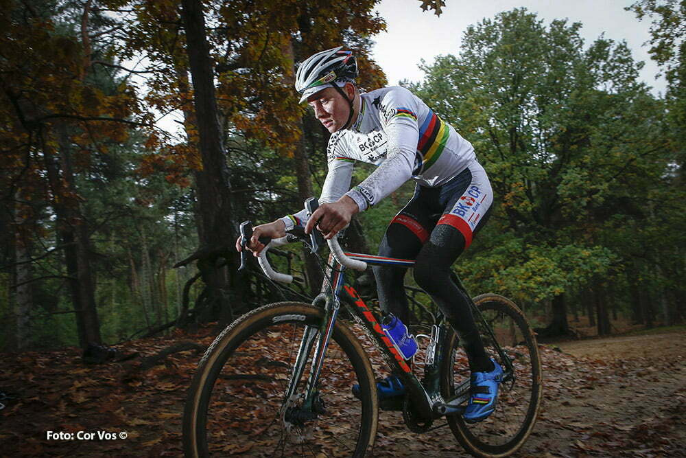 Mathieu van der Poel of BKCP- Corendon