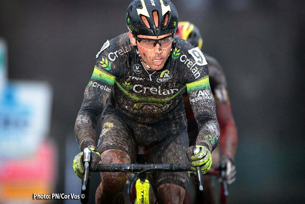 Spa-Francorchamps - Belgium - wielrennen - cycling - radsport - cyclisme - Sven Nys pictured during Superprestige cyclocross in Spa-Francorchamps, Belgium - photo PN/Cor Vos © 2015