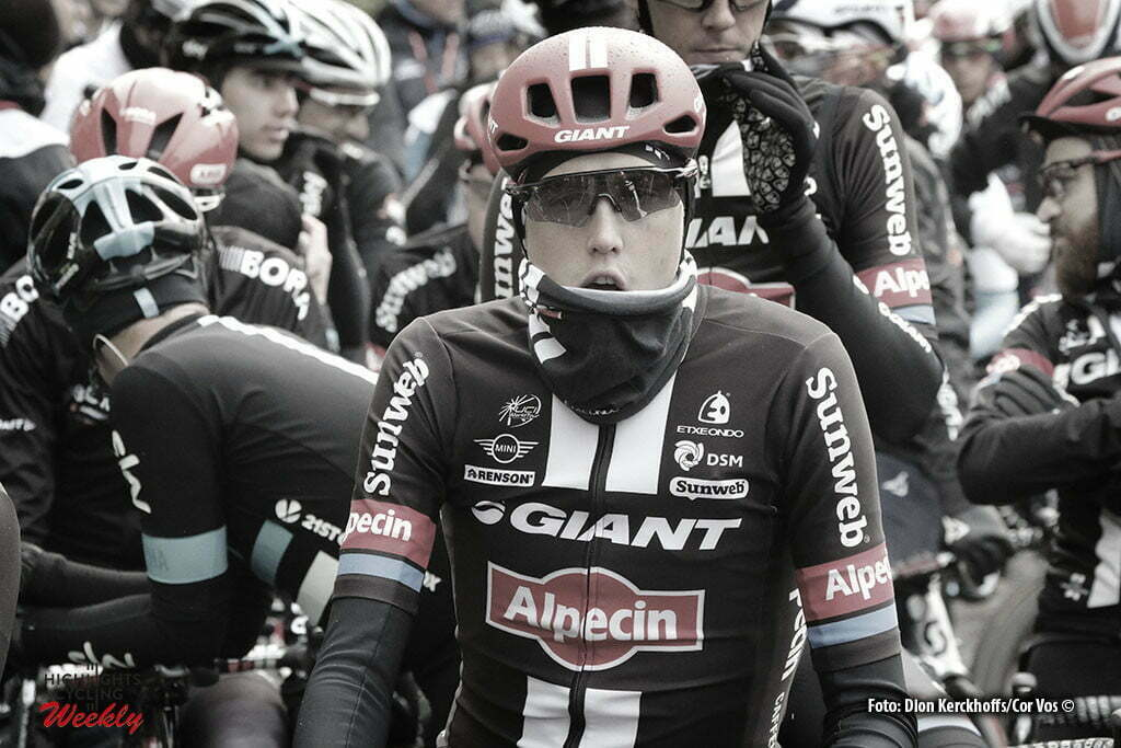 Luik - Belgium - wielrennen - cycling - radsport - cyclisme - Fredrik Ludvigsson (Schweden / Team Giant - Alpecin) before the start pictured during Liege - Bastogne - Liege 2016 - photo Dion Kerckhoffs/Davy Rietbergen/Cor Vos © 2016