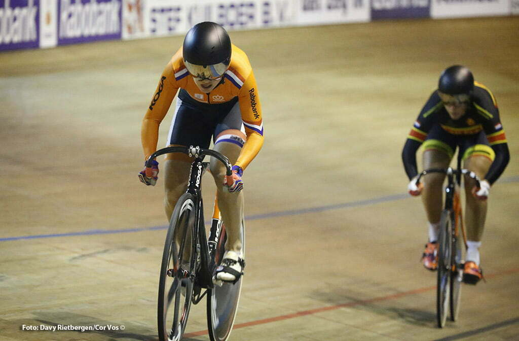 Dutch National Track Championships Part- 3 - 2015