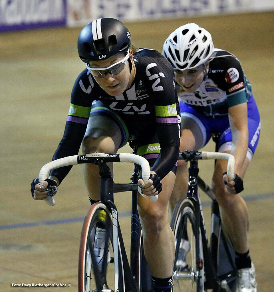 Dutch National Track Championships 2015 in Alkmaar