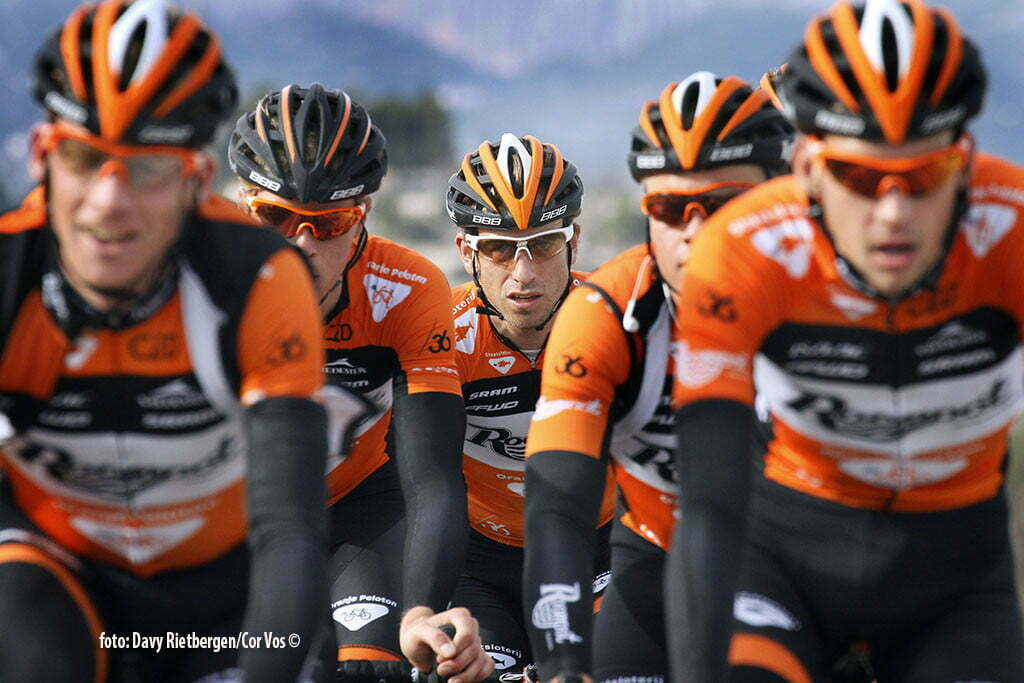 Calpe - Spain - wielrennen - cycling - radsport - cyclisme - Reinier Honig pictured during trainingsstage Team Roompot-Oranjepeloton in Calpe, Spain - photo Davy Rietbergen/Cor Vos © 2015