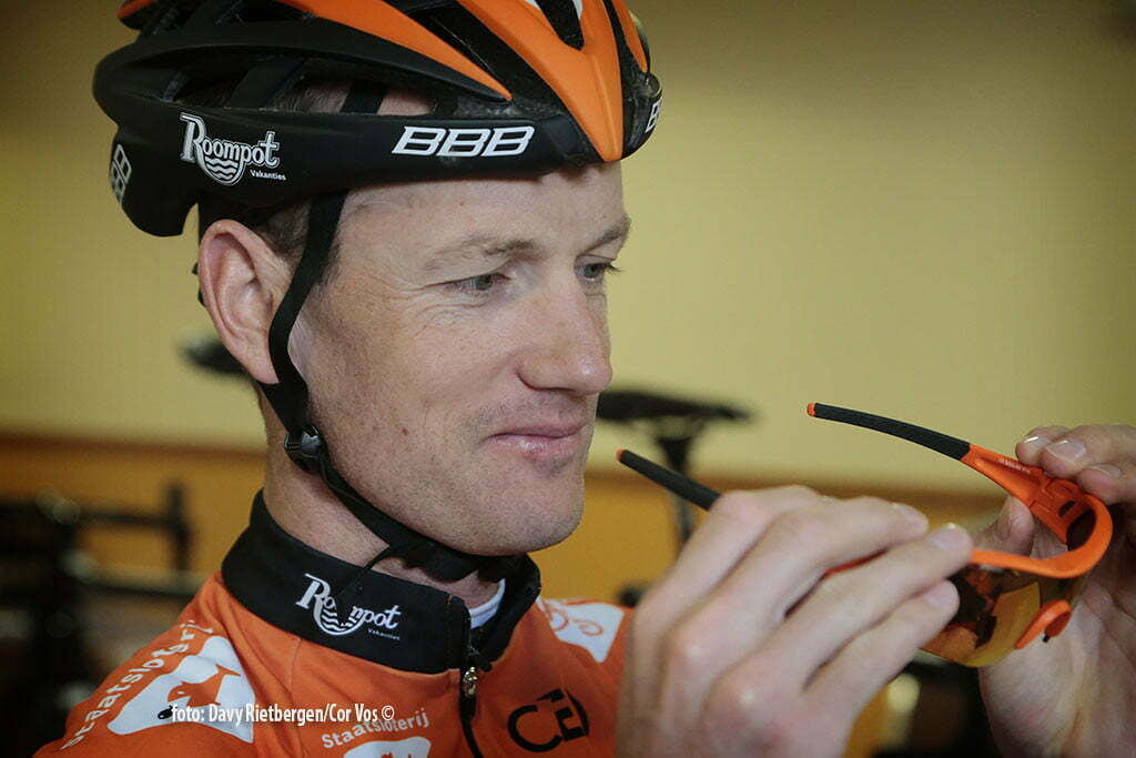 Calpe - Spain - wielrennen - cycling - radsport - cyclisme - Pieter Weening pictured during trainingsstage Team Roompot-Oranjepeloton in Calpe, Spain - photo Davy Rietbergen/Cor Vos © 2015