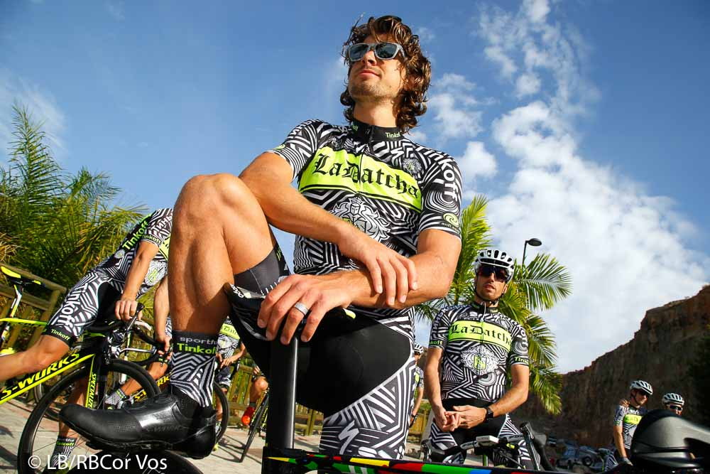 Gran Canaria - Spain - wielrennen - cycling - radsport - cyclisme - Peter Sagan pictured during Trainingstage team Tinkoff - Saxo 2015 - Training Camp - Gran Canaria- photo LB/RB/Cor Vos © 2015