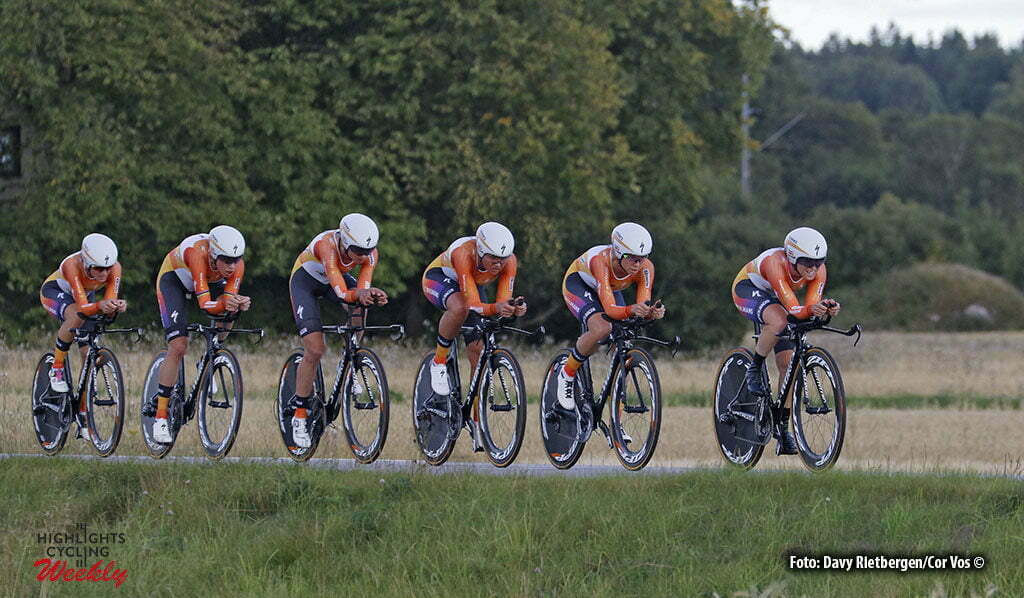 Vargarda - Sweden - wielrennen - cycling - radsport - cyclisme - Boels Dolmans Cycling Team pictured during Crescent Women World Tour Vargarda TTT 2016 - photo Davy Rietbergen/Cor Vos © 2016