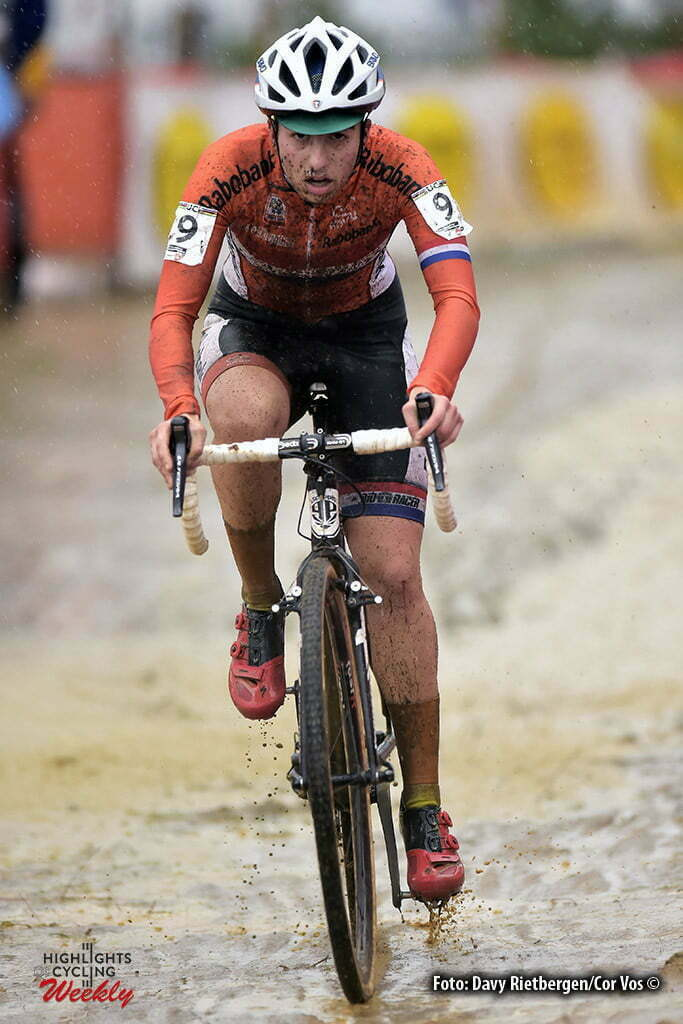 Heusden - Zolder - Belgium - wielrennen - cycling - radsport - cyclisme - Maud Kaptheijns pictured during World Championships Cyclocross in Zolder 2015 Cat: Junioren - photo NV/PN/Cor Vos © 2016