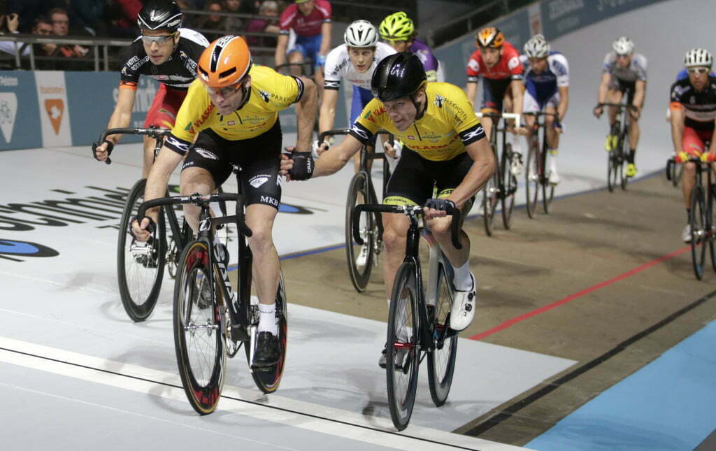 Cycling - Zesdaagse Rotterdam - dag 1 - 2016