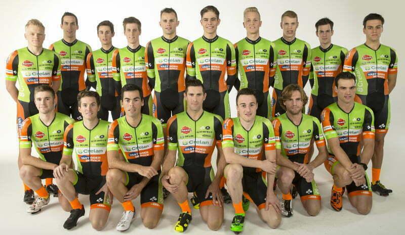 BELGIUM / SINT-KATELIJNE-WAVER / CYCLING / WIELRENNEN / CYCLISME / CYCLOCROSS / VELDRIJDEN / SHOOT / PHOTOSHOOT / CRELAN - VASTGOEDSERVICE /
