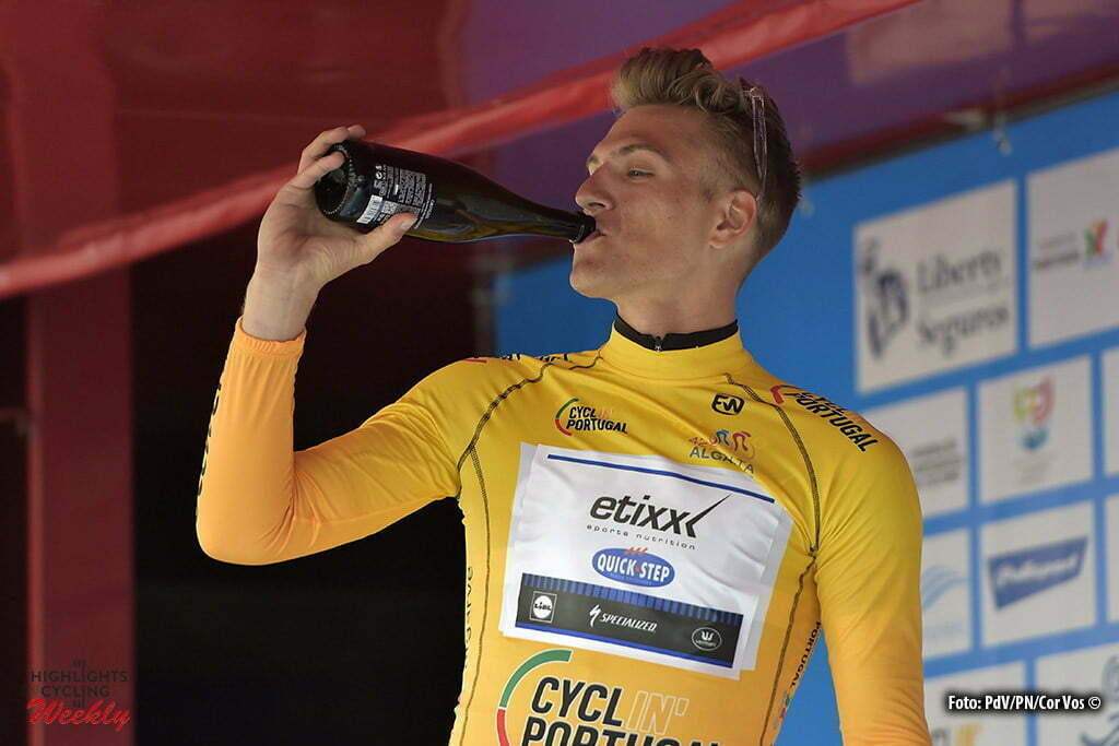 Albufeira - Portugal - wielrennen - cycling - radsport - cyclisme - Marcel Kittel (Germany / Team Etixx - Quick Step) pictured during during stage 1 of the 42nd Tour of Algarve cycling race with start in Lagos and finish in Albufeira on February 17, 2016 in Albufeira, Portugal - photo PdV/PN/Cor Vos © 2016