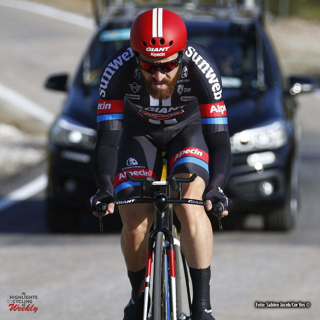 Alhaurín de la Torre - Spain - wielrennen - cycling - radsport - cyclisme - Simon Geschke (Germany / Team Giant - Alpecin) pictured during Vuelta a Andalucia Ruta Ciclista Del Sol 2016 stage 4 - from Alhaurín de la Torre - Alhaurín de la Torre 21KM - ITT individual Time Trial - photo Sabine Jacob/Cor Vos © 2016