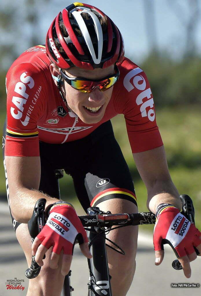 Stig Broeckx (Team Lotto Soudal) foto PdV/PN/Cor Vos © 2016