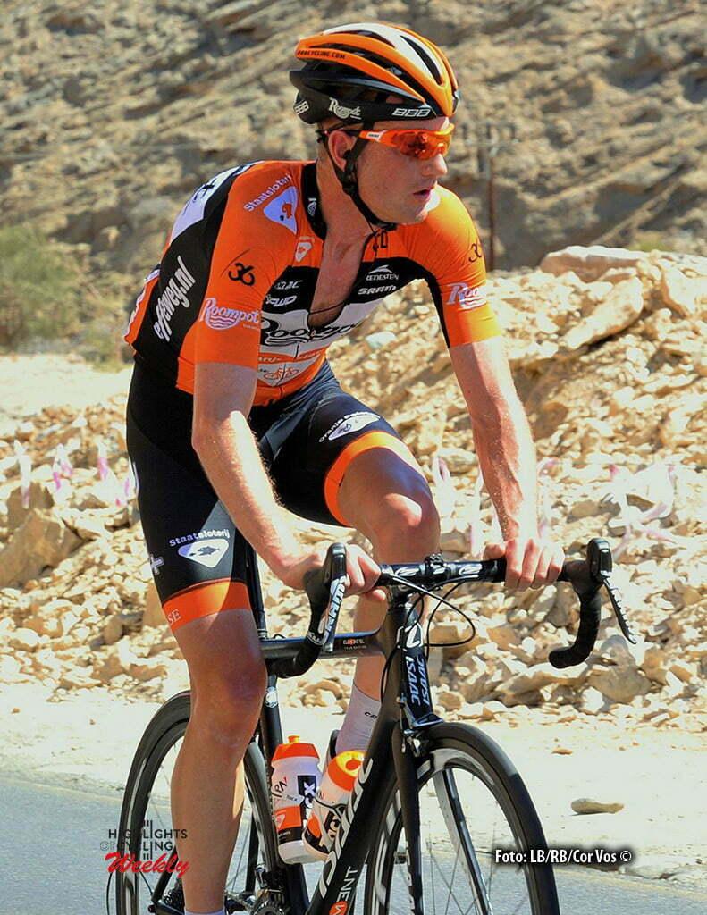 Pieter Weening (Roompot - Oranje Peloton)