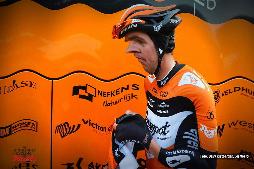 Brian van Goethem team Roompot - Oranje Peloton foto: Davy Rietbergen/Cor Vos ©