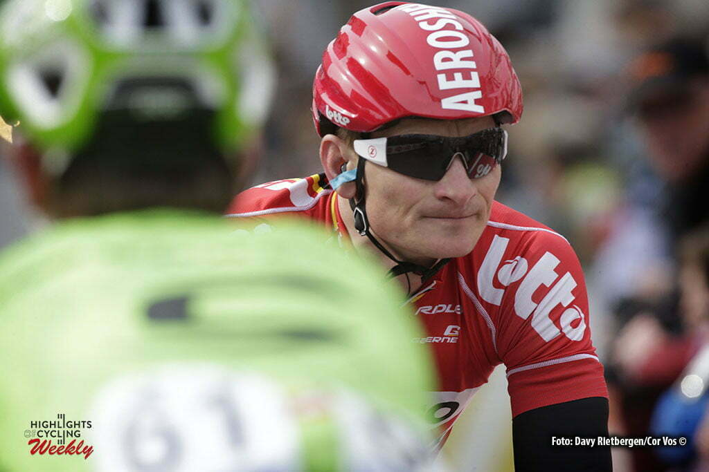 De Panne - Belgium - wielrennen - cycling - radsport - cyclisme - Andre Greipel (Germany / Team Lotto Soudal) pictured during Driedaagse De Panne Koksijde 2016 - Stage 3a - from De Panne to De Panne - photo Davy Rietbergen/Cor Vos © 2016