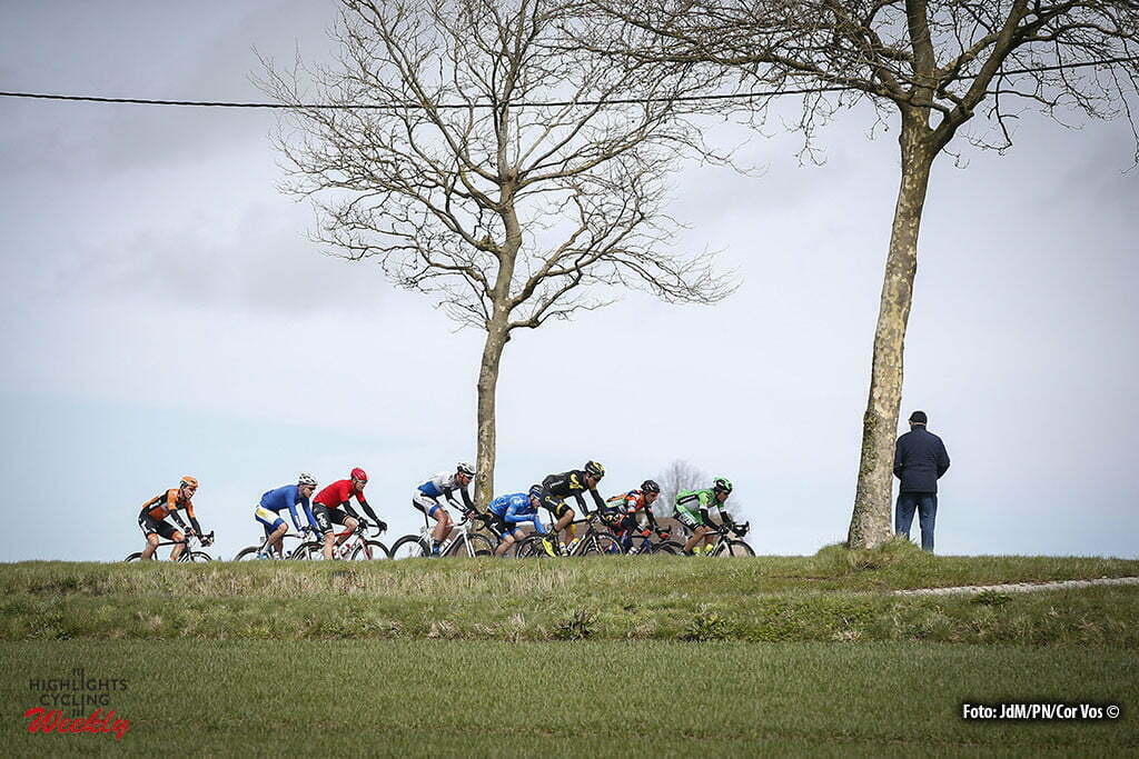 Oostduinkerke- Belgium - wielrennen - cycling - radsport - cyclisme - illustration - sfeer - illustratie pictured during Driedaagse De Panne Koksijde 2016 - Stage 2 - from Zottegem to Oostduinkerke - photo Davy Rietbergen/PN/Cor Vos © 2016