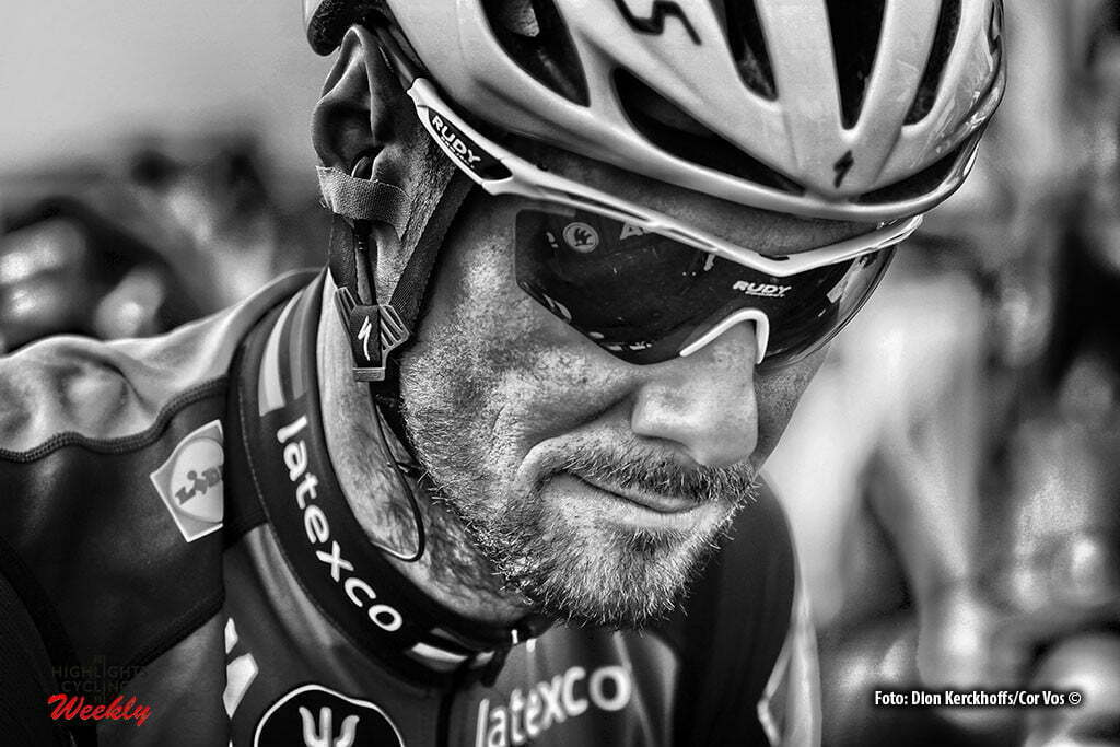 Roubaix - France - wielrennen - cycling - radsport - cyclisme - Tom Boonen (Belgium / Team Etixx - Quick Step) pictured during Paris - Roubaix 2016 World Tour Cycling race - photo Davy Rietbergen/Cor Vos © 2015