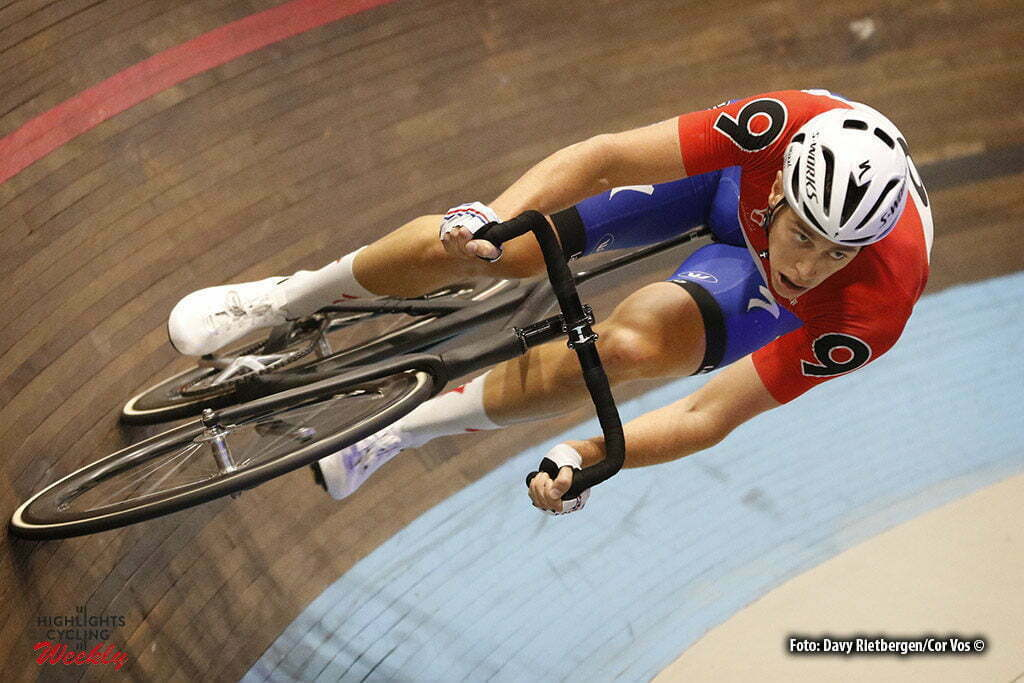 Amsterdam - Netherlands - wielrennen - cycling - radsport - cyclisme - Niki Terpstra (NED) pictured during 6 Six Day Amsterdam day 5 - photo Davy Rietbergen/Cor Vos © 2016