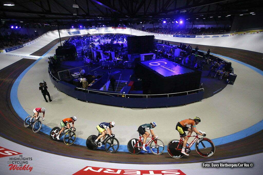 Amsterdam - Netherlands - wielrennen - cycling - radsport - cyclisme - illustration - sfeer - illustratie pictured during 6 Six Day Amsterdam day 6 - photo Davy Rietbergen/Cor Vos © 2016