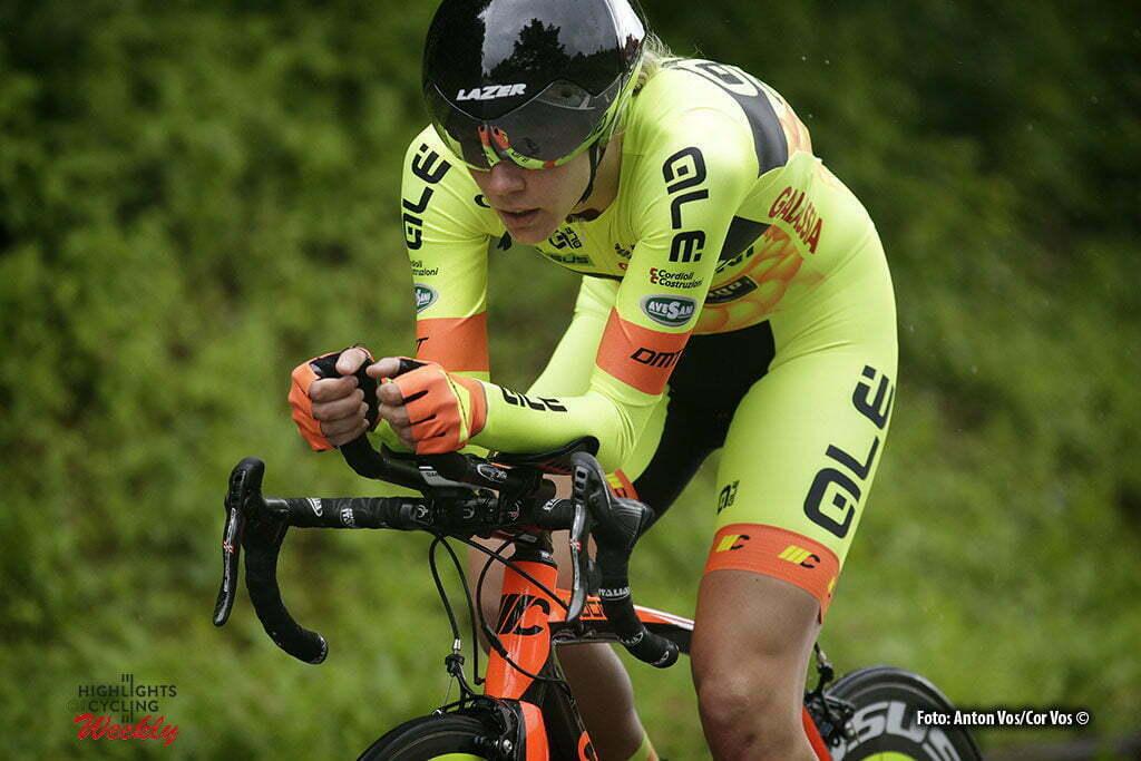 Auenstein - Germany - wielrennen - cycling - radsport - cyclisme - Fahlin Emilia (Sweden / Ale - Cipollini) pictured during stage 2 of the Auensteiner Radsporttage - photo Anton Vos/Cor Vos © 2016