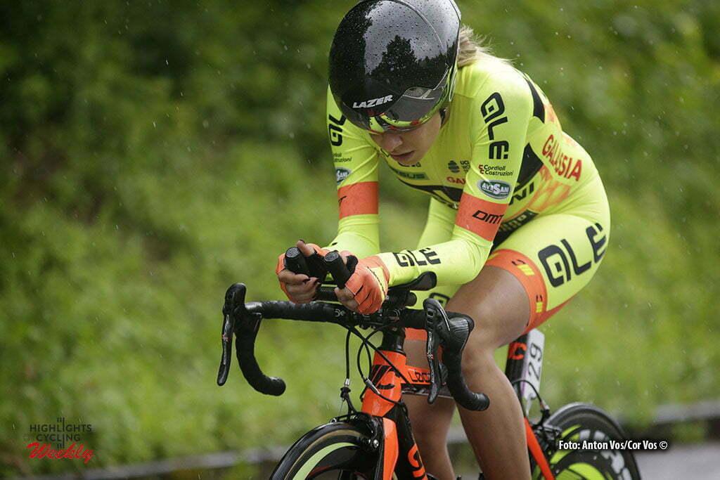 Auenstein - Germany - wielrennen - cycling - radsport - cyclisme - Muccioli Dalia (Italy / Ale - Cipollini) pictured during stage 2 of the Auensteiner Radsporttage - photo Anton Vos/Cor Vos © 2016