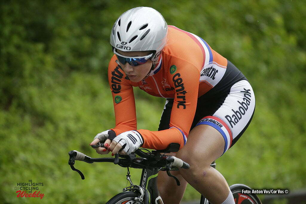 Auenstein - Germany - wielrennen - cycling - radsport - cyclisme - Marjolein van 't Geloof (Netherlands) pictured during stage 2 of the Auensteiner Radsporttage - photo Anton Vos/Cor Vos © 2016