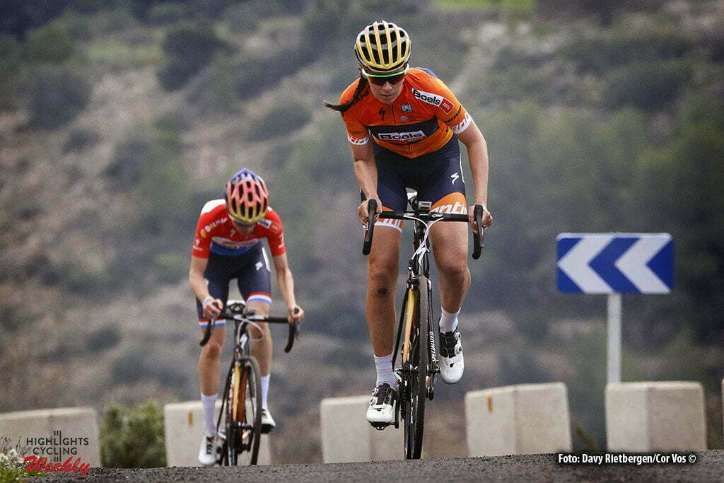 Calpe - Spain - wielrennen - cycling - radsport - cyclisme - pictured during fotoshoot team Boels - Dolmans 2017 in Calpe, Spain - photo Davy Rietbergen/Cor Vos © 2016