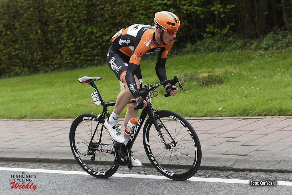 Pieter Weening (Netherlands / Roompot - Oranje Peloton) foto Cor Vos ©