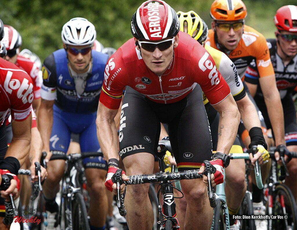 La Gileppe (Jalhay) - Belgium - wielrennen - cycling - radsport - cyclisme - Andre Greipel (Germany / Team Lotto Soudal) pictured during stage 4 of the Ster ZLM Toer - GP Jan van Heeswijk 2016 in La Gileppe, Belgium - photo Dion Kerckhoffs/Cor Vos © 2016