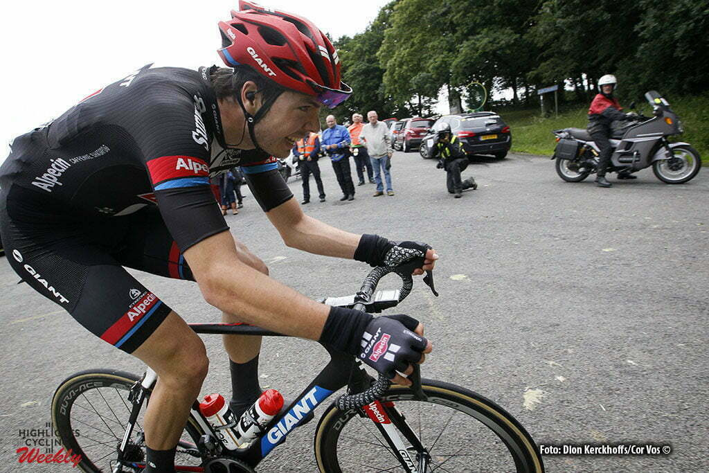 La Gileppe (Jalhay) - Belgium - wielrennen - cycling - radsport - cyclisme - Max Walscheid (Germany / Team Giant - Alpecin) pictured during stage 4 of the Ster ZLM Toer - GP Jan van Heeswijk 2016 in La Gileppe, Belgium - photo Dion Kerckhoffs/Cor Vos © 2016