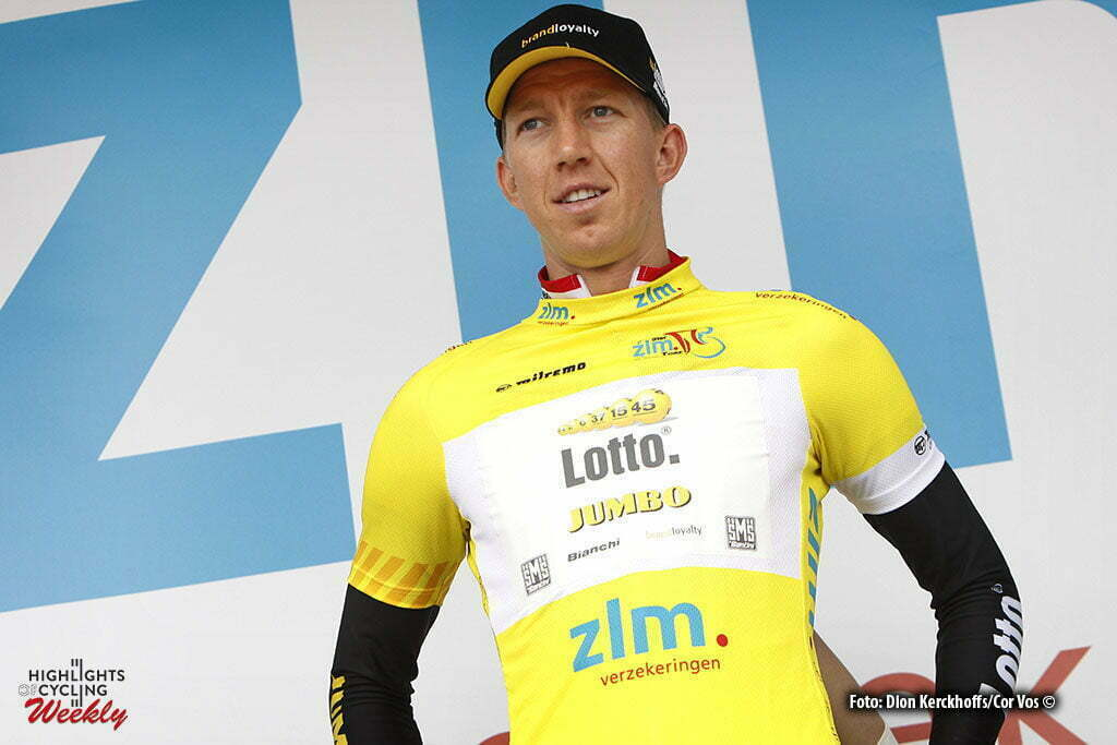 Boxtel - Netherlands - wielrennen - cycling - radsport - cyclisme - Sep Vanmarcke (Belgium / Team Lotto Nl - Jumbo) pictured during stage 5 of the Ster ZLM Toer - GP Jan van Heeswijk 2016 in Boxtel, Netherlands - photo Dion Kerckhoffs/Cor Vos © 2016
