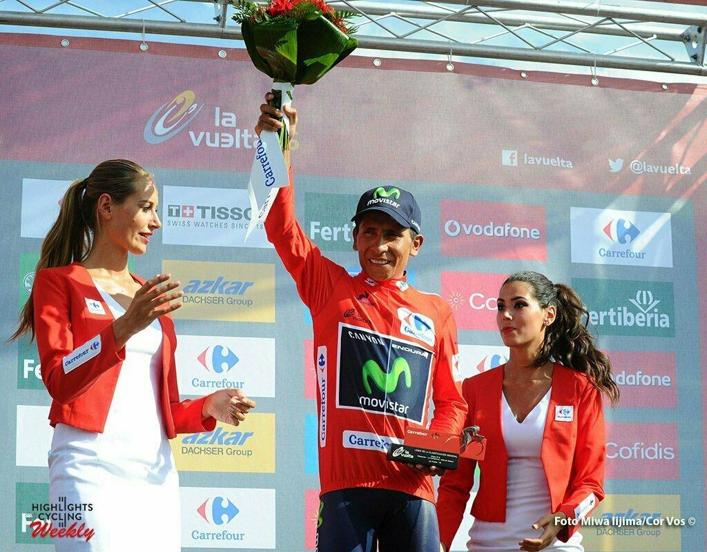 Nairo Alexander Quintana Rojas (Team Movistar) foto Miwa iijima/Cor Vos © 2016