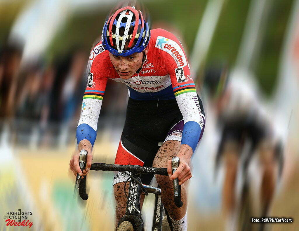 Mathieu van der Poel (NED) of Beobank - Corendon