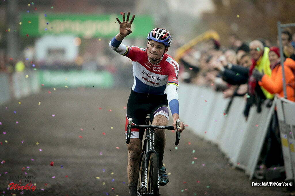 Mathieu van der Poel of Beobank-Corendon
