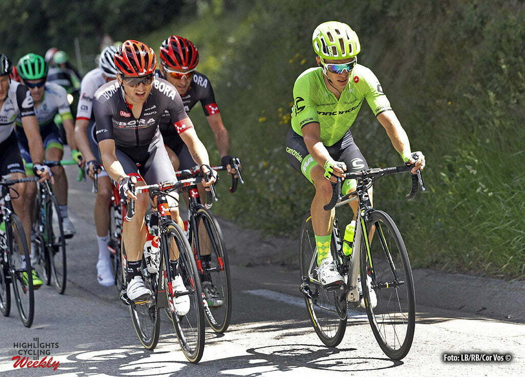 Superdévoluy - France - wielrennen - cycling - radsport - cyclisme - Tom Jelte Slagter (Netherlands / Cannondale Pro Cycling Team) pictured during stage 7 of the Critérium du Dauphiné 2016 from Le Pont-de-Claix to Superdévoluy (151 KM) - photo LB/RB/Cor Vos © 2016