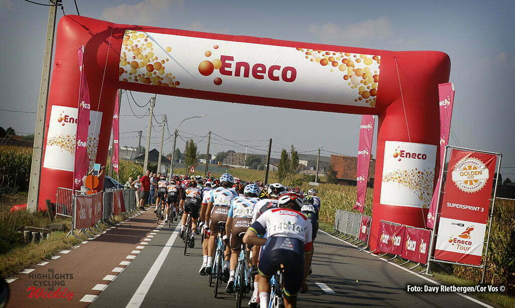 Ardooie - Belgium - wielrennen - cycling - radsport - cyclisme - illustration - sfeer - illustratie pictured during Eneco Tour stage -3 - UCI World Tour) from Blankenberge to Ardooie - photo Davy Rietbergen/Cor Vos © 2016