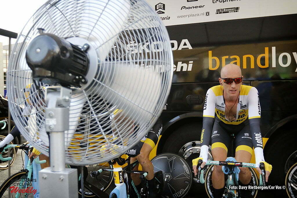 Sittard-Geleen - Netherlands - wielrennen - cycling - radsport - cyclisme - Jos Van Emden (Netherlands / Team LottoNL - Jumbo) pictured during Eneco Tour stage -5 - UCI World Tour) from Sittard- Sittard-Geleen to Sittard-Geleen - TTT Team Time Trial - photo Davy Rietbergen/Miwa iijima//Cor Vos © 2016