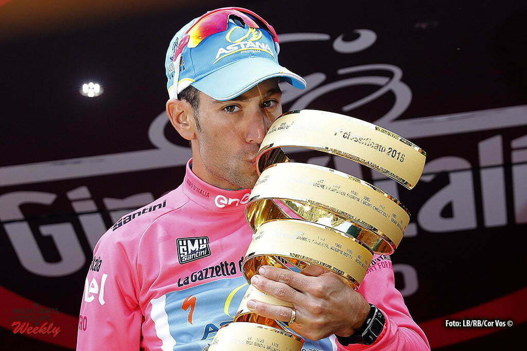 Torino - Italy - wielrennen - cycling - radsport - cyclisme - Vincenzo Nibali (Astana pictured during stage 21 of the 99th Giro d'Italia 2016 from Cuneo to Torino 163 km - foto LB/RB/Cor Vos © 2016