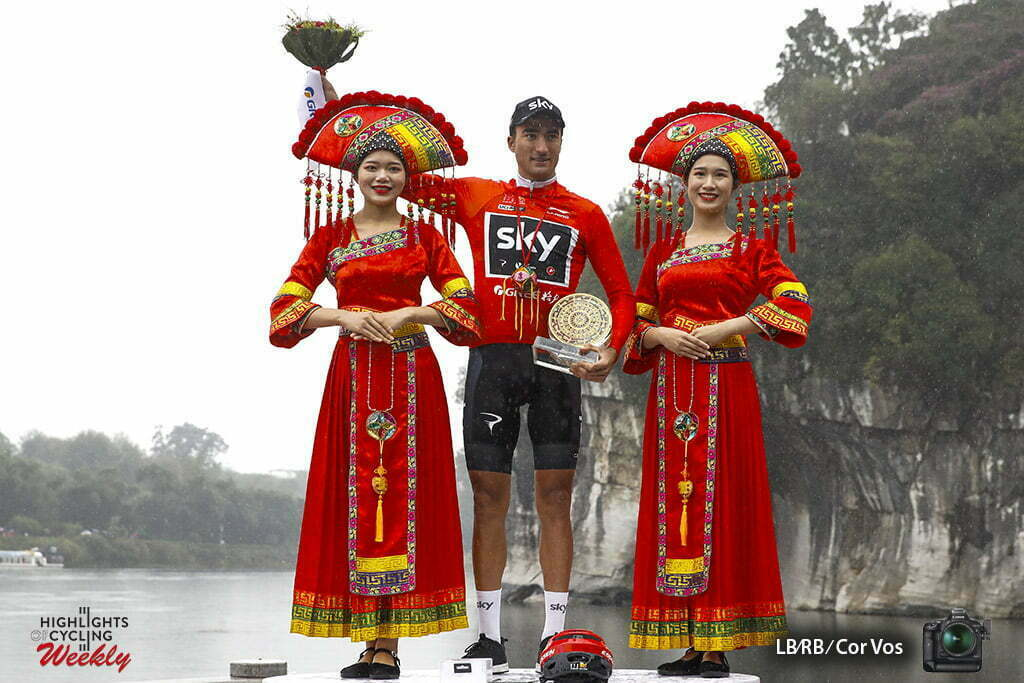 stage 6 of the Tour of Guangxi 2018