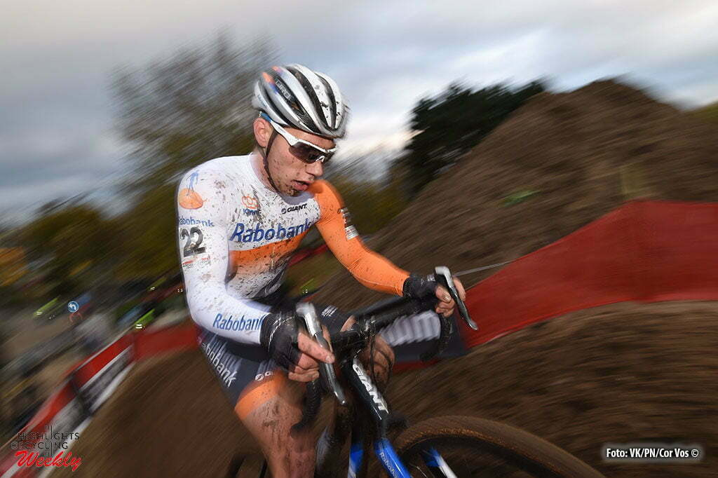 Hasselt - Belgium - wielrennen - cycling - radsport - cyclisme - Godrie Stan () of Rabobank Development Team pictured during the men's elite Soudal Classic GP cyclocross race Grote Prijs on November 19, 2016 in Hasselt, Belgium, 19/11/2016 - photo VKPN/Cor Vos © 2016