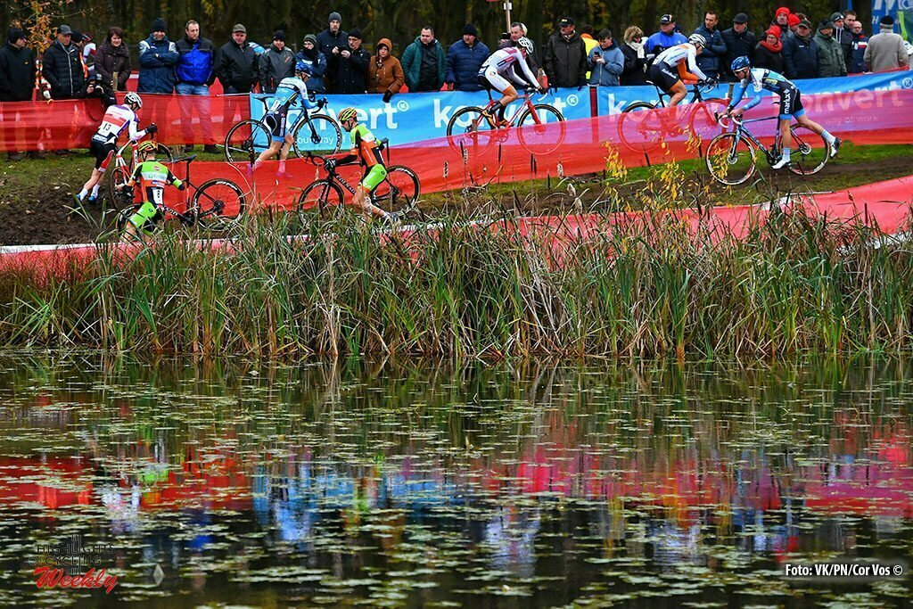 Hasselt - Belgium - wielrennen - cycling - radsport - cyclisme - illustration - sfeer - illustratie pictured during the men's elite Soudal Classic GP cyclocross race Grote Prijs on November 19, 2016 in Hasselt, Belgium, 19/11/2016 - photo VKPN/Cor Vos © 2016