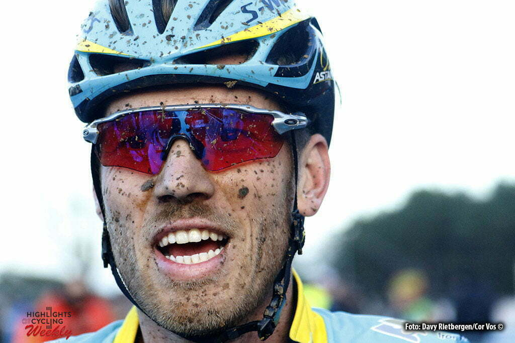 Heusden - Zolder - wielrennen - cycling - radsport - cyclisme - veldrijden - cyclocross - Lars Boom pictured during Telenet UCI Cyclo-Cross World Cup for elite in Heusden - Zolder - photo Davy Rietbergen/Cor Vos © 2016