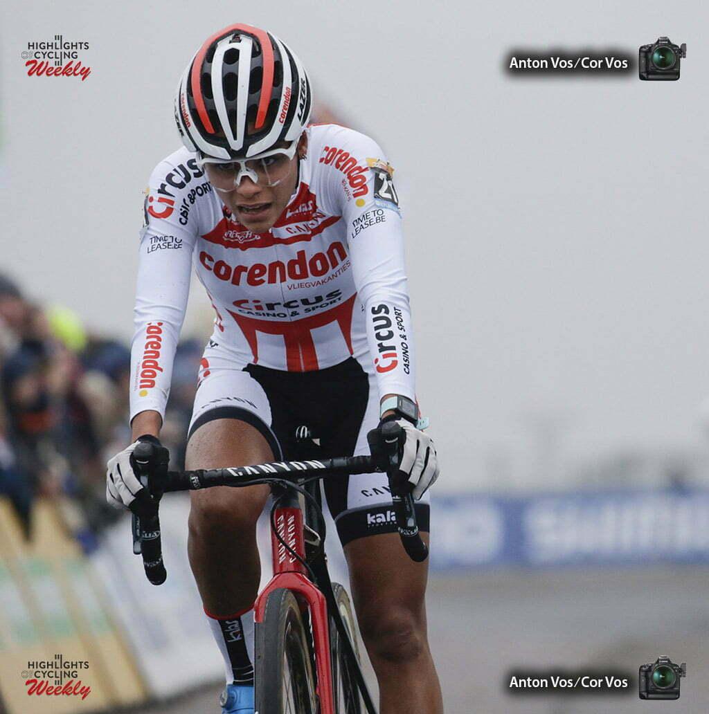 World Cup cyclocross Koksijde 2018 women