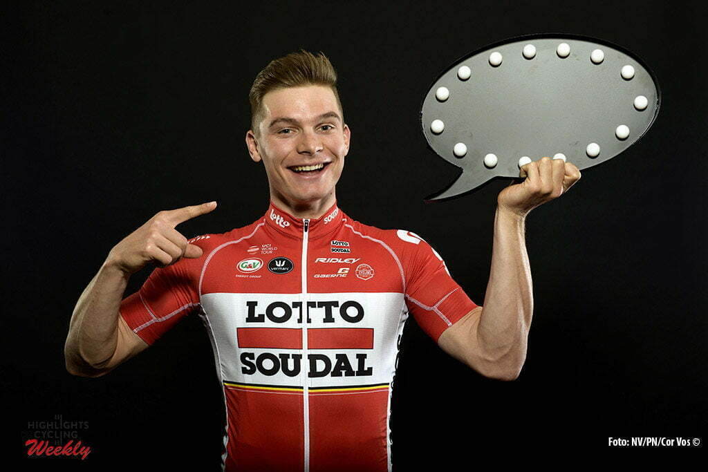 Palma de Mallorca - Spain - wielrennen - cycling - radsport - cyclisme - Moreno Hofland pictured during Lotto - Soudal team photoshoot 2017- photo NV/PN/Cor Vos © 2016