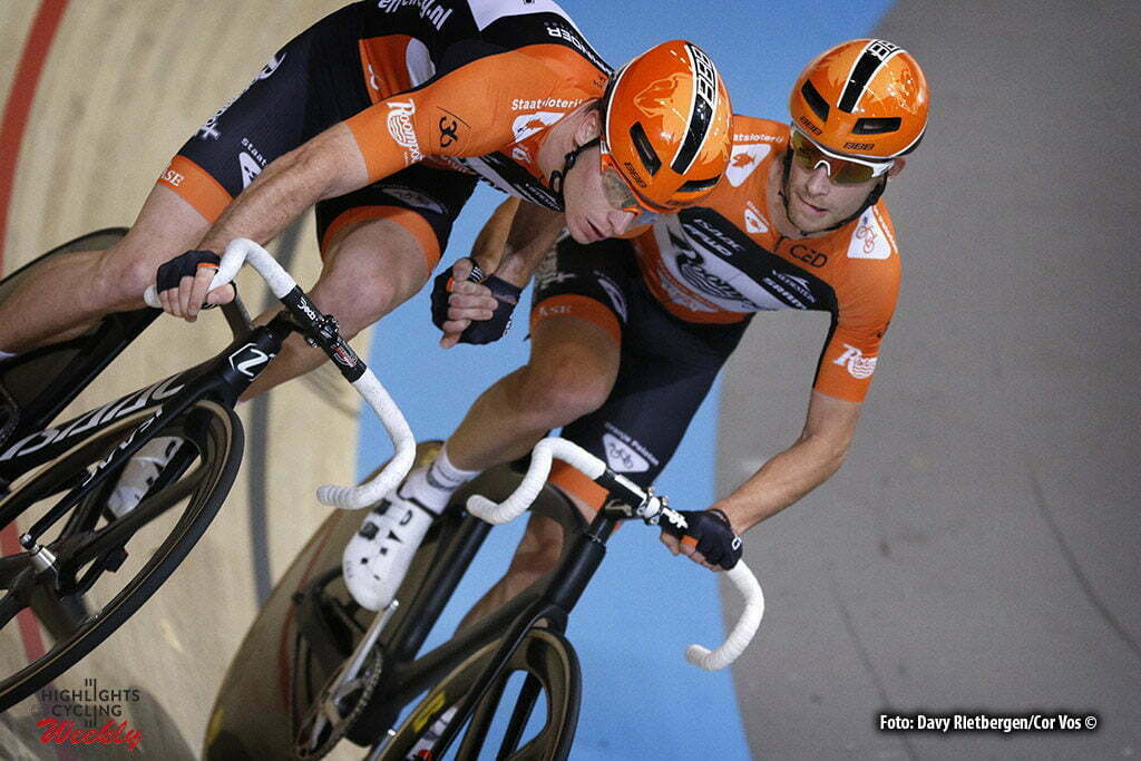 Apeldoorn - Netherlands - OmnisSport - wielrennen - cycling - radsport - cyclisme - Michel Kreder - Raymond Kreder pictured during Dutch National Championships Track in Apeldoorn - photo Davy Rietbergen/Cor Vos © 2016