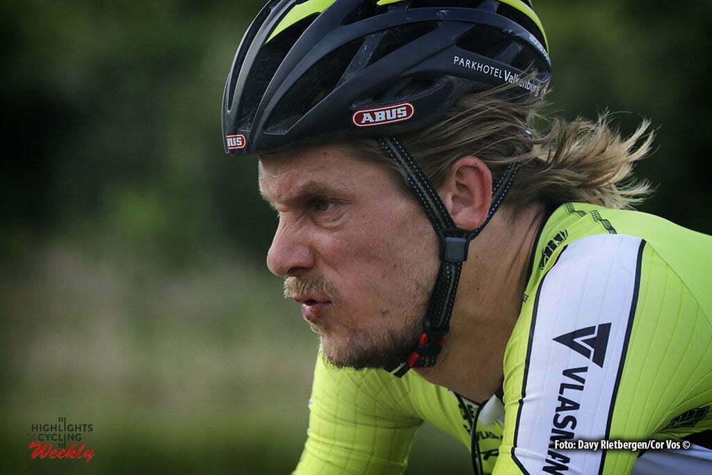 Brouwersdam - Netherlands - wielrennen - cycling - radsport - cyclisme - Thijs Zonneveld pictured during NK Tijdrijden - Dutch National Championships road elite men - photo Anton Vos/Davy Rietbergen/ Cor Vos © 2016
