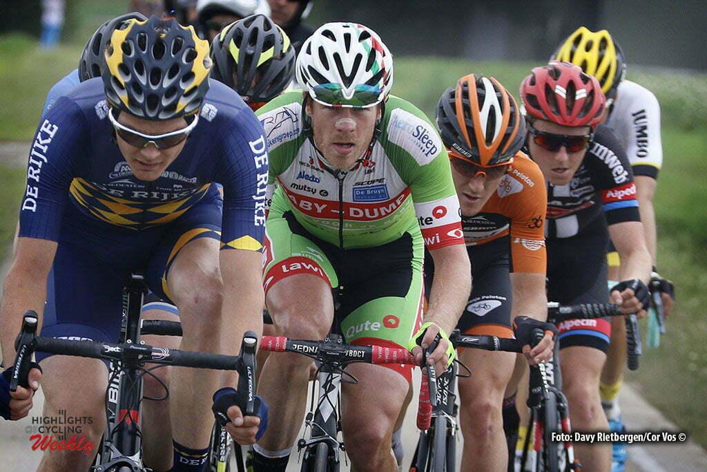 Brouwersdam - Netherlands - wielrennen - cycling - radsport - cyclisme - pictured during NK Tijdrijden - Dutch National Championships road elite men - photo Anton Vos/Davy Rietbergen/ Cor Vos © 2016