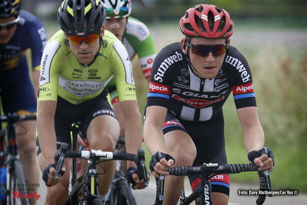 Brouwersdam - Netherlands - wielrennen - cycling - radsport - cyclisme - Sam Oomen (Netherlands / Team Giant - Alpecin) pictured during NK Tijdrijden - Dutch National Championships road elite men - photo Anton Vos/Davy Rietbergen/ Cor Vos © 2016
