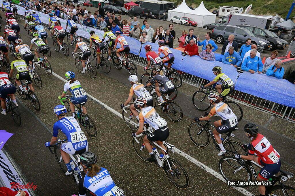 Brouwersdam - Netherlands - wielrennen - cycling - radsport - cyclisme - illustration - sfeer - illustratie pictured during NK Tijdrijden - Dutch National Championships road women - photo Anton Vos/Davy Rietbergen/ Cor Vos © 2016