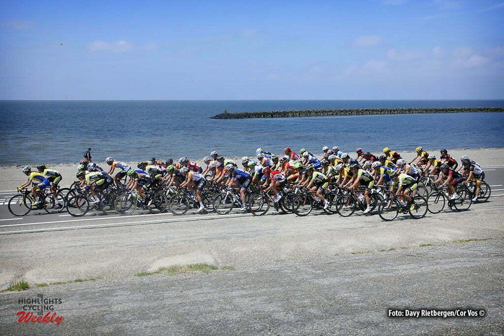 Brouwersdam - Netherlands - wielrennen - cycling - radsport - cyclisme - illustration - sfeer - illustratie pictured during NK - Dutch National Championships road women - photo Anton Vos/Davy Rietbergen/ Cor Vos © 2016